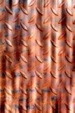 De achtergrond van het metaal grunge Stock Foto