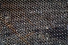 De Achtergrond van het Metaal van Grunge Stock Afbeelding