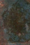 De achtergrond van het metaalijzer Stock Afbeeldingen