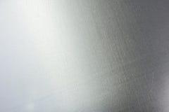 De achtergrond van het metaalroestvrije staal Royalty-vrije Stock Foto