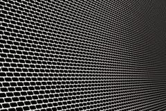 De achtergrond van het metaalscherm Stock Afbeeldingen