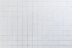 De achtergrond van het millimeterpapier Royalty-vrije Stock Foto