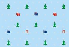 De achtergrond van het mooie Nieuwjaar stock afbeeldingen