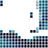 De Achtergrond van het mozaïek Stock Afbeelding