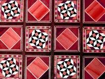 De achtergrond van het mozaïek Royalty-vrije Stock Afbeeldingen