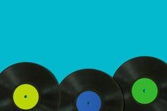 De achtergrond van het muziekconcept Royalty-vrije Stock Fotografie