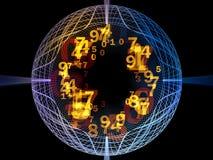 De Achtergrond van het net vector illustratie