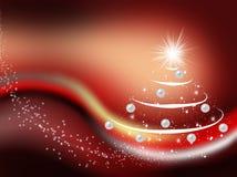 De achtergrond van het Nieuwe jaar royalty-vrije illustratie
