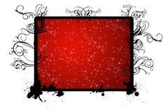 De achtergrond van het nieuwjaar Royalty-vrije Stock Fotografie
