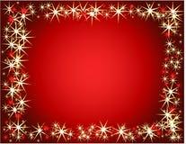 De achtergrond van het nieuwjaar Stock Foto