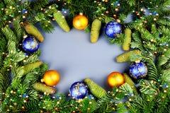 De achtergrond van het nieuwjaar `s Royalty-vrije Stock Foto