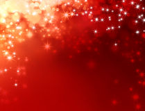 De Achtergrond van het Nieuwjaar van Kerstmis Stock Afbeelding