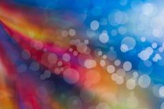 De Achtergrond van het Nieuwjaar van Kerstmis Abstracte achtergrond met kleurrijk Stock Foto