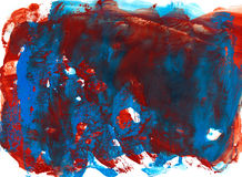 De achtergrond van het olieverfschilderij Royalty-vrije Stock Foto