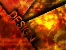 De achtergrond van het ontwerp royalty-vrije illustratie