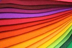 De Achtergrond van het Ontwerp van de regenboog Stock Afbeelding