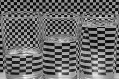 De achtergrond van het patroonontwerp Stock Foto's
