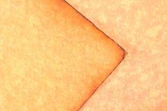 De Achtergrond van het perkament Stock Foto