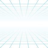 De achtergrond van het perspectiefnet royalty-vrije illustratie