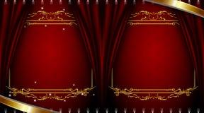 De achtergrond van het portret Royalty-vrije Stock Foto's