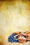 De Achtergrond van het recept Stock Foto's