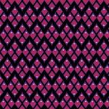 De achtergrond van het sarongenpatroon in Thailand vector illustratie