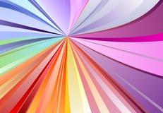 De achtergrond van het spectrum Royalty-vrije Stock Foto