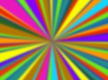 De achtergrond van het spectrum Royalty-vrije Stock Afbeelding