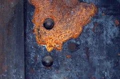 De achtergrond van het staal Stock Afbeelding