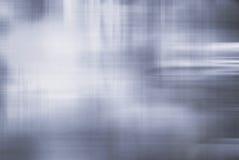 De achtergrond van het staaltechno van het chroom stock illustratie