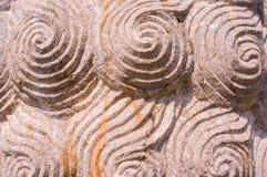 De Achtergrond van het steenbeeldhouwwerk Royalty-vrije Stock Afbeelding