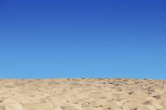 De achtergrond van het strand Royalty-vrije Stock Afbeeldingen