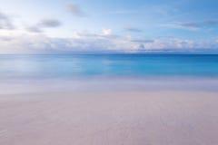 De achtergrond van het strand Royalty-vrije Stock Foto's