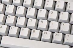 De Achtergrond van het Toetsenbord van de computer Stock Foto's