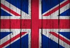 De Achtergrond van het Verenigd Koninkrijk Grunge stock afbeeldingen