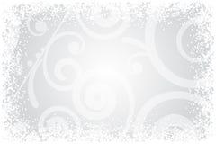 De achtergrond van het vorstglas Stock Afbeeldingen