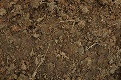 De Achtergrond van het Vuil van de modder Royalty-vrije Stock Afbeelding