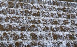 De Achtergrond van het water Stock Afbeelding