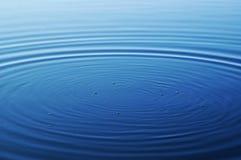 De achtergrond van het water Royalty-vrije Stock Foto's