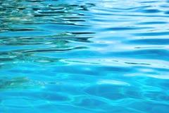 De Achtergrond van het Water van de pool Royalty-vrije Stock Foto's