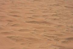De achtergrond van het zand Royalty-vrije Stock Fotografie