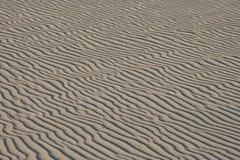De achtergrond van het zand Royalty-vrije Stock Foto
