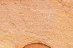 De Achtergrond van het zandsteen Stock Fotografie
