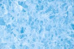 De achtergrond van de ijstextuur royalty-vrije stock afbeeldingen
