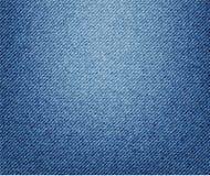 De achtergrond van jeans Stock Afbeeldingen