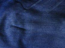 De achtergrond van jeans Royalty-vrije Stock Foto's