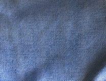 De achtergrond van jeans Stock Afbeelding