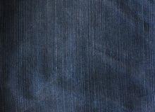 De achtergrond van jeans Stock Fotografie