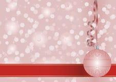 De achtergrond van Kerstmis Stock Afbeelding