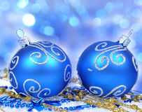 De achtergrond van Kerstmis Stock Afbeeldingen